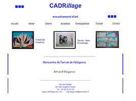 Site cadrillage-art